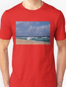 Summer in Hawaii - Banzai Pipeline Beach Unisex T-Shirt