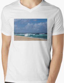 Summer in Hawaii - Banzai Pipeline Beach Mens V-Neck T-Shirt