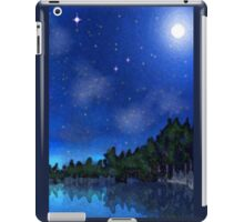 Lake at Night  iPad Case/Skin