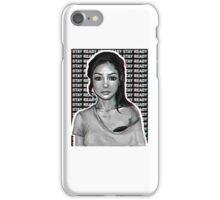 jhene aiko // stay ready iPhone Case/Skin