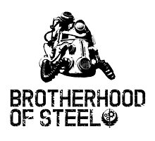 Brotherhood Of Steel by Geoman7