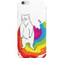 Rainbow Bear iPhone Case/Skin