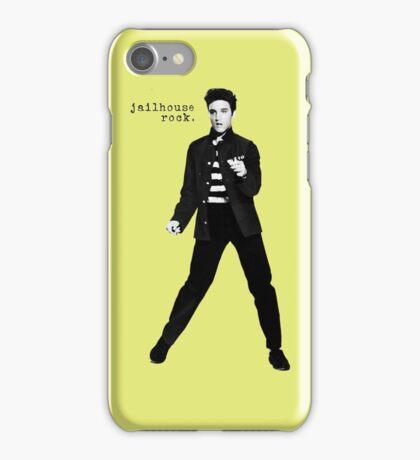 Jailhouse Part II Yellow iPhone Case/Skin