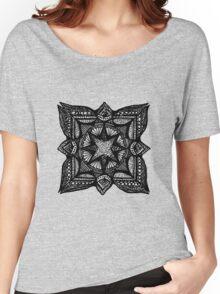 Compass Women's Relaxed Fit T-Shirt
