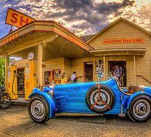 Bugatti 1927 by Steve Walser