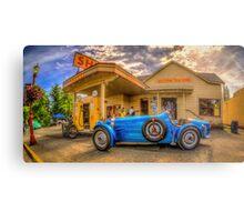 Bugatti 1927 Metal Print