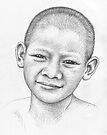 Thai Boy by Nicole Zeug
