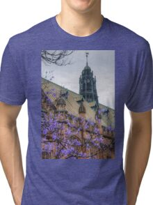 Gothic University Spring Tri-blend T-Shirt