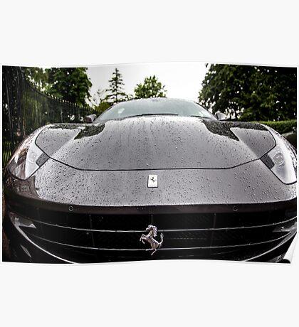 Ferrari FF Poster