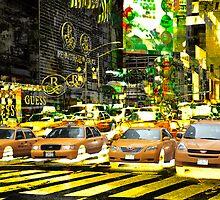New York 5 by Igor Shrayer