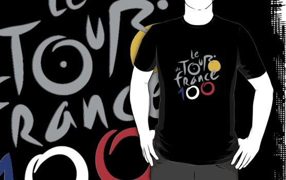 100th Tour De France by Sam Stringer
