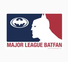 Major League Batman by David Naughton-Shires