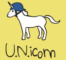 U.N. Unicorn by jezkemp