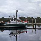 Boat - Strachan, Tasmania by pennyswork