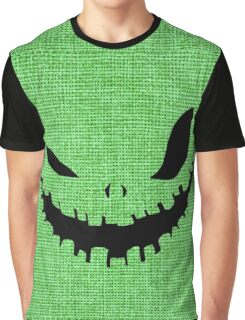 Burlap Boogie - Nightmare Before Christmas - Halloween, Boogie, Man, Green, Monster, Bugs, Sack, Movie, Fandom, Geek, Geekery, Nerd, Nerdy Graphic T-Shirt