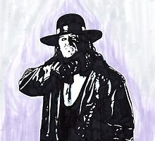 The Undertaker by Michelle Rayner