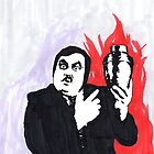 Paul Bearer by Michelle Rayner