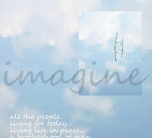 Imagine... by LindaR