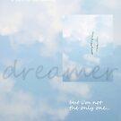 Dreamer... by LindaR