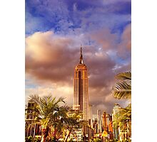 NYC - Empire State Building Photographic Print