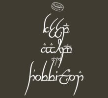 Keep Calm and Hobbiton by B4DW0LF