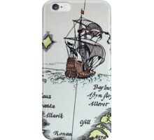 Sailaway iPhone Case/Skin