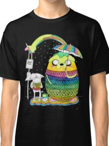 Adventure Time Rainbow Classic T-Shirt