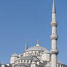 Sultan Ahmet Camii by Mark Prior