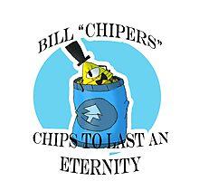 "Bill ""Chiper"" Photographic Print"