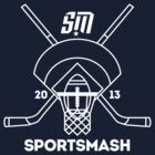 All The Sports - White by Sportsmash