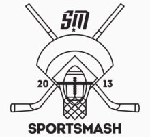 All The Sports - Black by Sportsmash