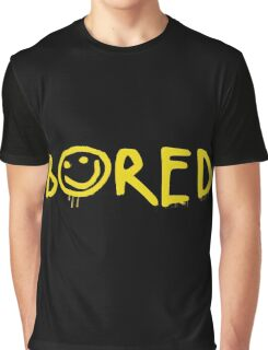 Sherlock - Bored! Graphic T-Shirt