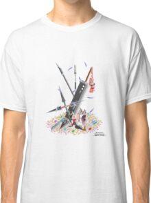 Final Fantasy VII Illustration. Classic T-Shirt