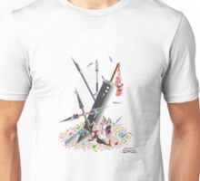 Final Fantasy VII Illustration. Unisex T-Shirt