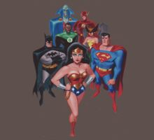 Justice League by Gataylin748