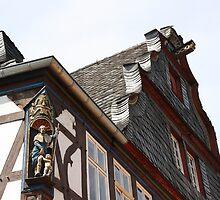 The Splendid Roof by decorartuk