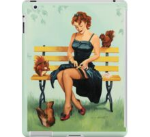 Nuts For You by Fiona Stephenson iPad Case/Skin