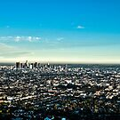 View of Los Angeles. by philw