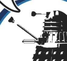Dalek - put it in the curry! (Spike Milligan) Sticker