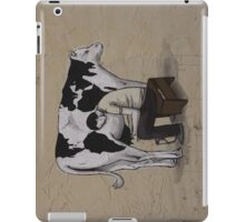 Quirky Graffiti iPad Case/Skin