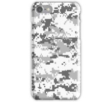 Winter MARPAT iPhone Case/Skin