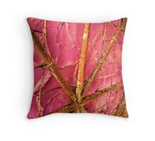 Barbed Wire Throw Pillow