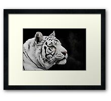Hello Handsome Framed Print