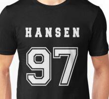 HANSEN - 97 // White Text Unisex T-Shirt