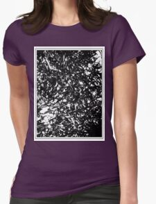 clipping midcity Womens Fitted T-Shirt
