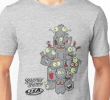 monsters warriors by rogers brothers Unisex T-Shirt