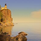 Split Rock Lighthouse by Mike Griffiths