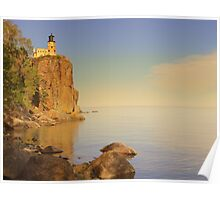 Split Rock Lighthouse Poster