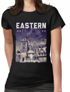 Eastern Blok [Retro] Womens Fitted T-Shirt