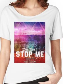 You Can't Stop Me [Vintage] Women's Relaxed Fit T-Shirt
